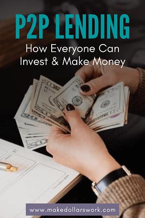 Pin: Make Money with P2P Lending