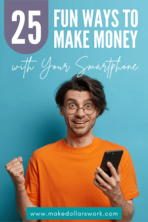 Pin: Make money with your smartphone