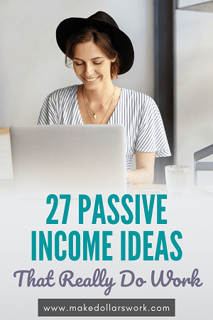Pin: Passive Income Ideas that work